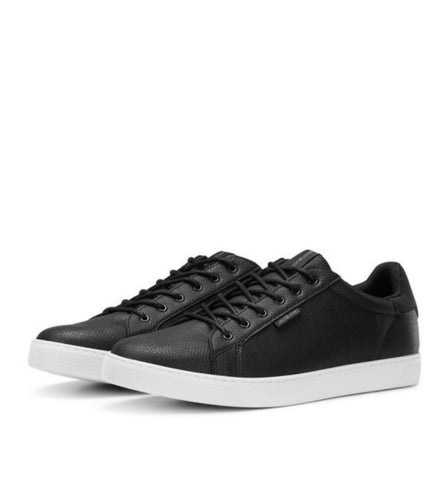 Trent Casual Black Trainers By Jack & Jones