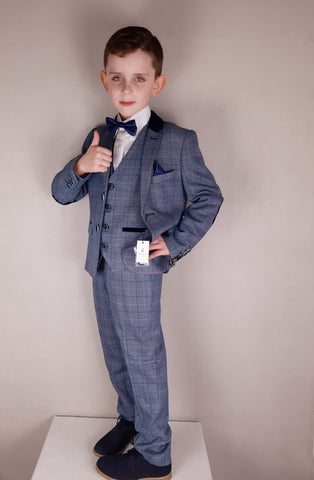 Hilton Boys Suit By Marc Darcy