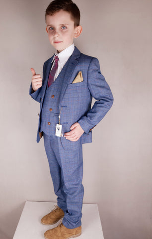 George Boys Suit By Marc Darcy