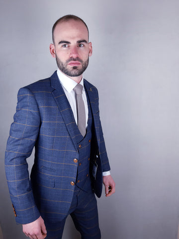 Jenson 3 Piece Suit By Marc Darcy