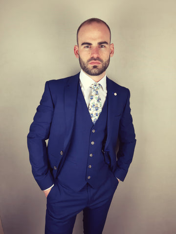 Brando 3 Piece Suit By 6th Sense