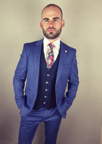 Duvall 3 Piece Suit By 6th Sense
