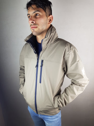 Sand Crew Hooded Jacket By Helly Hansen