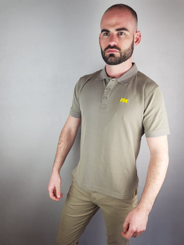 Sand Driftline Polo Shirt By Helly Hansen