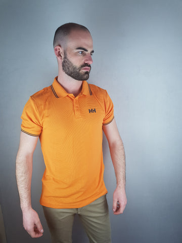 Orange Kos Polo Shirt By Helly Hansen