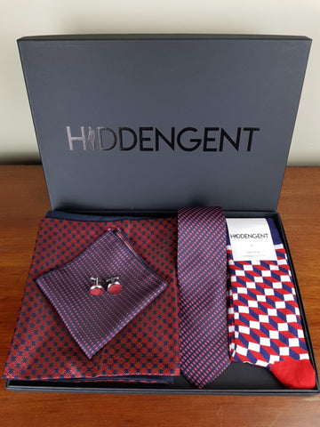 Matador Boxed Gift Set By Hidden Gent