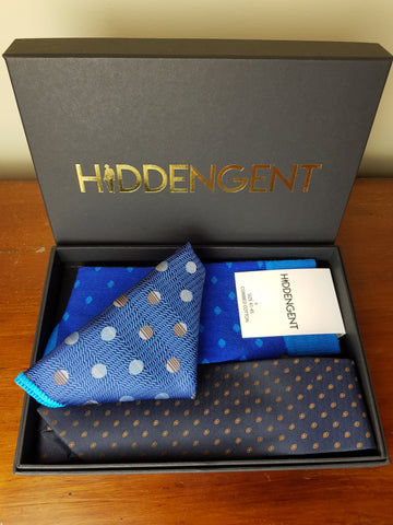Vega Boxed Gift Set By Hidden Gent