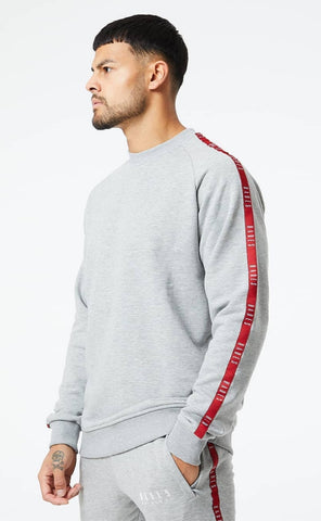 Peligro Grey Sweat Top By Hades Original