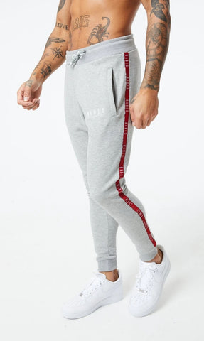 Peligro Grey Joggers By Hades Original