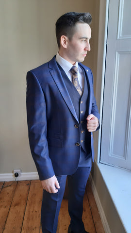 Ford 3 Piece Suit By 6th Sense