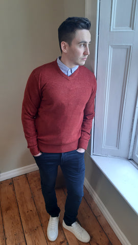 Mike Rust Knitwear By 6th Sense