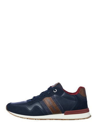 Stellar Navy Blazer Trainers By jack & Jones