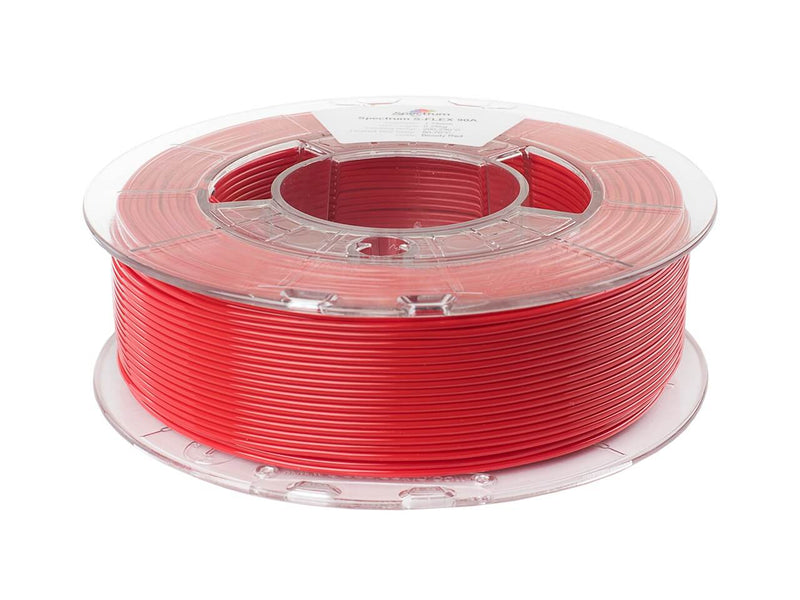 Spectrum S-Flex 90-A Bloody Red 0.25kg filament