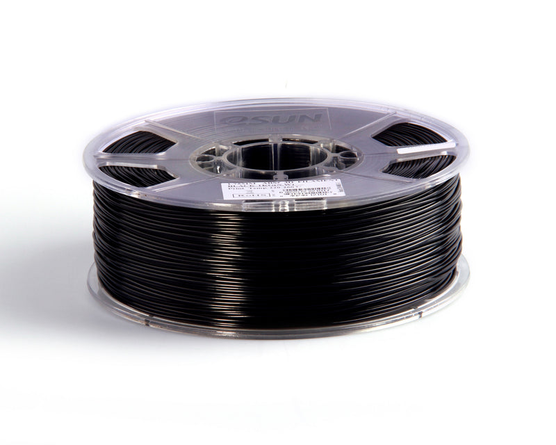 Fekete ABS+ filament eSun 1.75mm - 3dipar