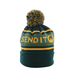 Early Bird Pom Beanie