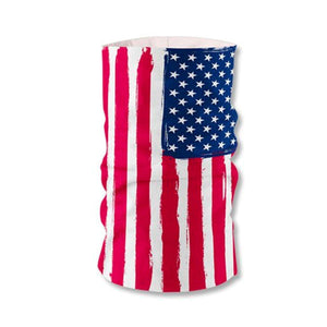 Kids American Flag Neck Gaiter (5366567501981)