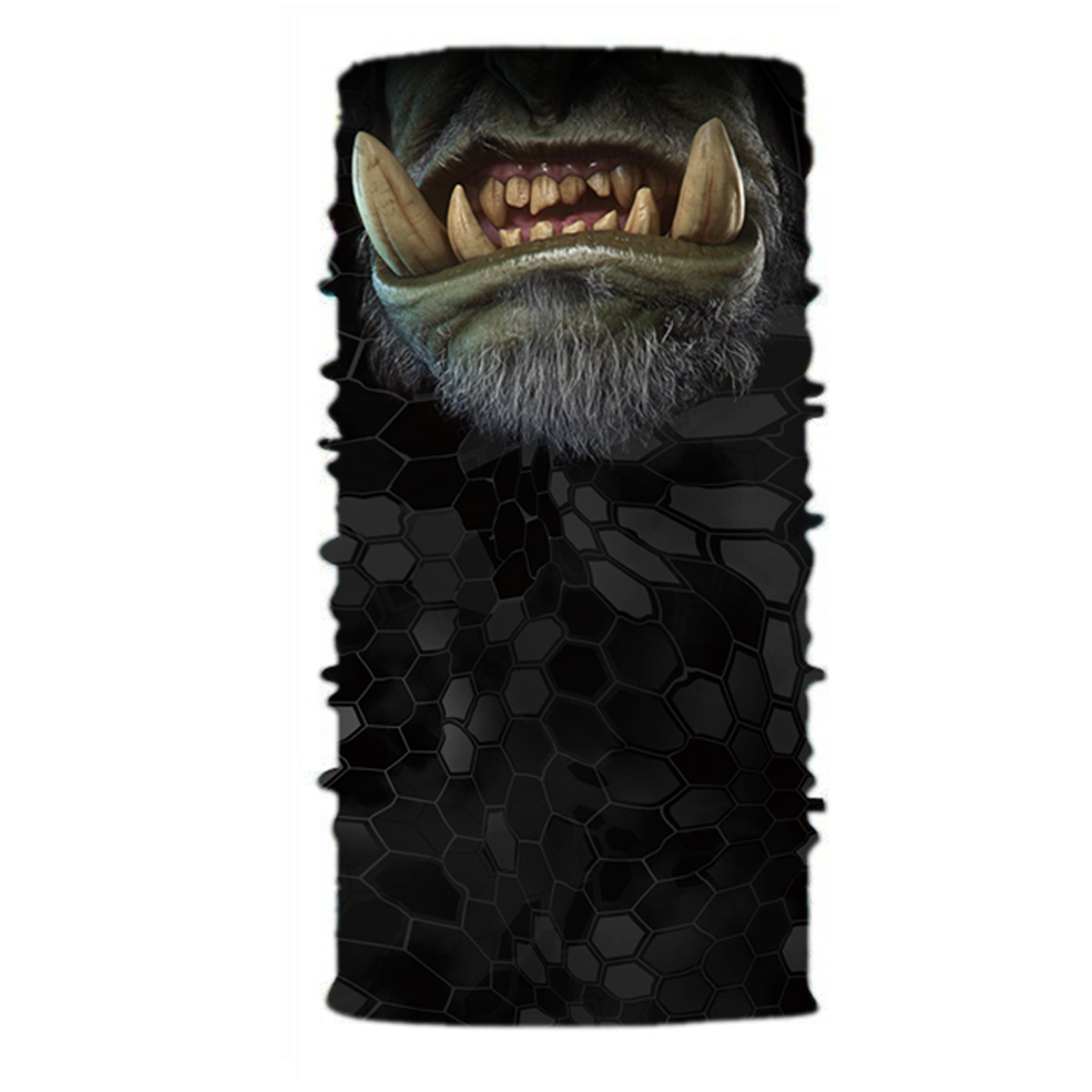 Gorilla Face Neck Gaiter (4488190033992)