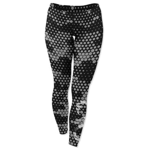 Modern Camo Leggings (5846100050077)