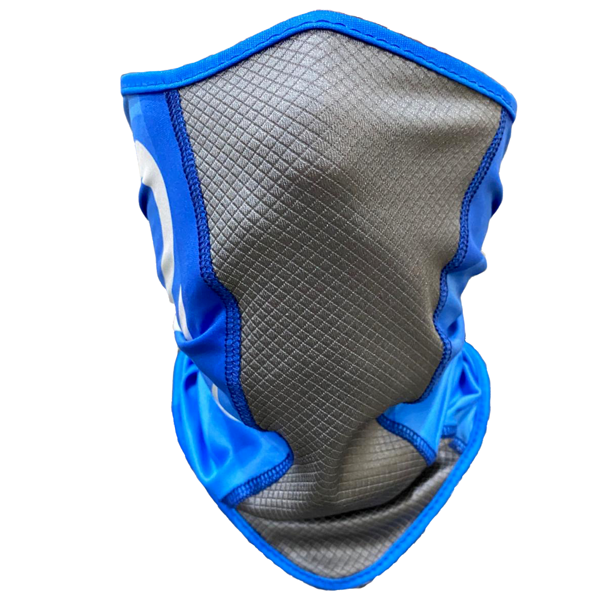 Pro Series Blue Geo Neck Gaiter (5268924072093)