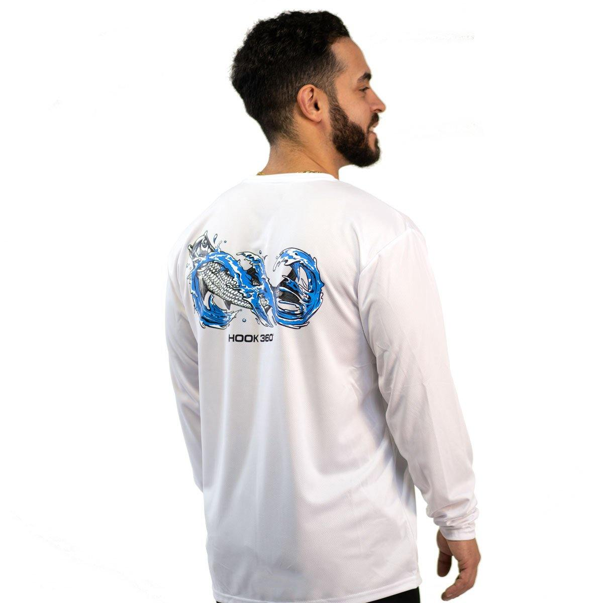 Fighting Tarpon Performance Shirt (4347868905544)