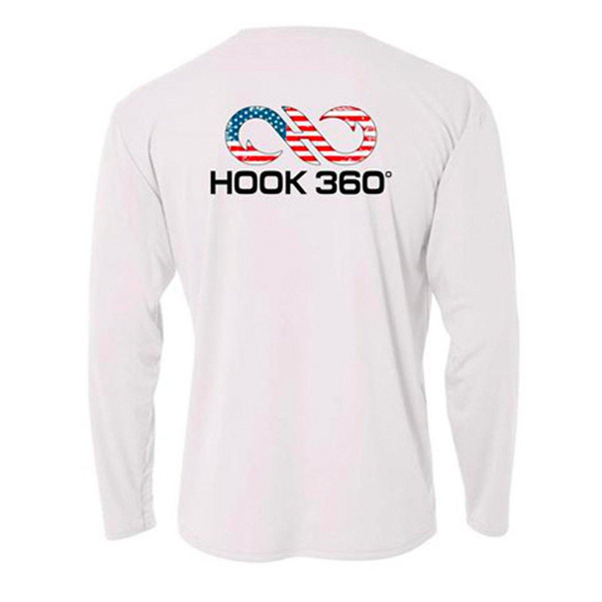 American Flag Performance Shirt (4346422165576)
