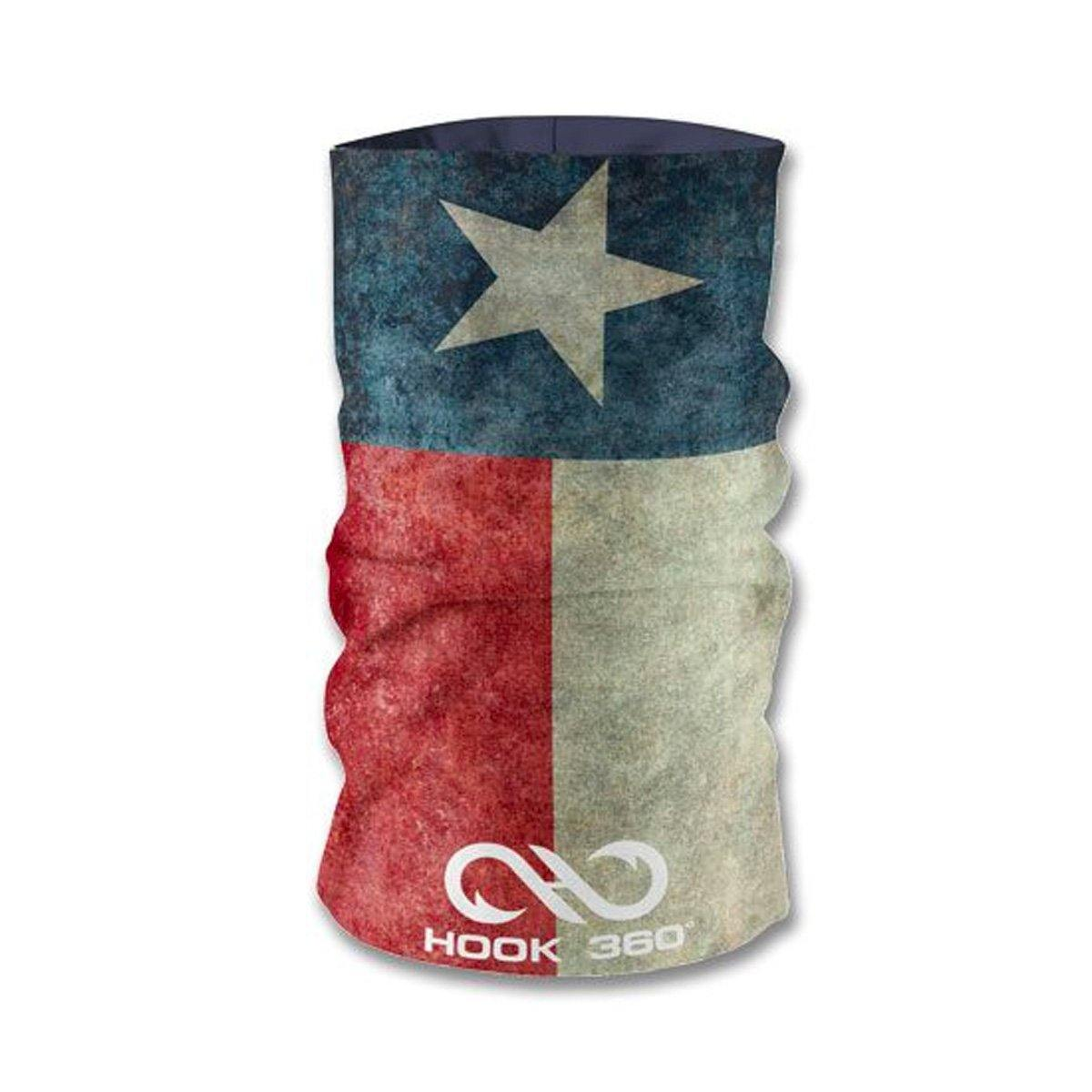 Texas Flag Neck Gaiter (4346273529928)