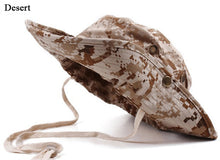 Tactical Camo Boonie Hat