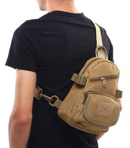 Portable Tactical Messenger / Sling Pack