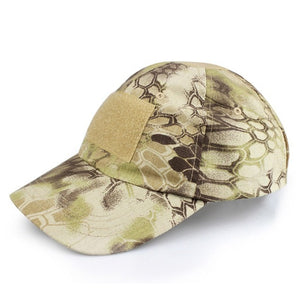 Quick Dry - Tactical Multi-Patch Ready Hat