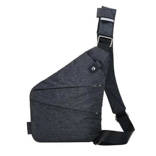 Shoulder Messenger Bag - Slim Line (R&L)