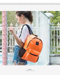 Radiant School Backpack - Lightweight Mesh Shoulders