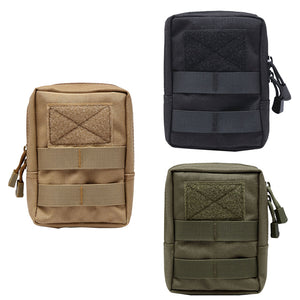 Outdoor Tactical  Multifunctional Tool Pouch