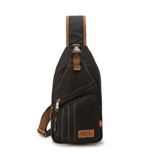 Premium Canvas Shoulder Messenger Bag