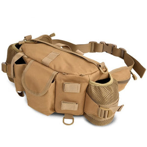 Tactical Waist Pack w/ bottle holders