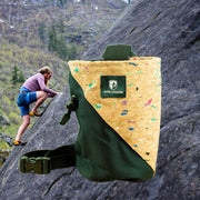 ALPIN LOACKER - Eco Magnesium Beutel, Chalk Bag - Handgemacht in Spanien - Alpin Loacker