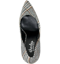 Black Glen Plaid
