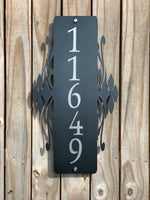 Address Sign - Custom