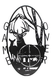 Animal Sign - Deer Game Over