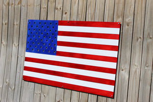 American Flag - Traditional Signature True Color