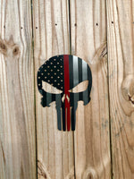 Firefighter Punisher Skull