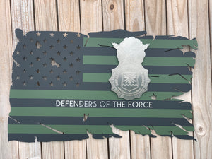 Battle Flag  2.0 - Defenders Of The Force