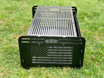 Collapsible Quick Grill