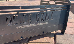 personalized collapsible quick grill