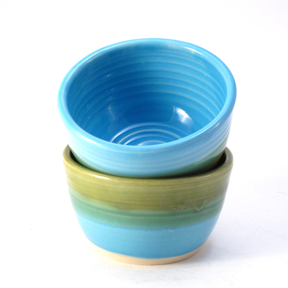 Pair of Cereal Bowls Made to Order