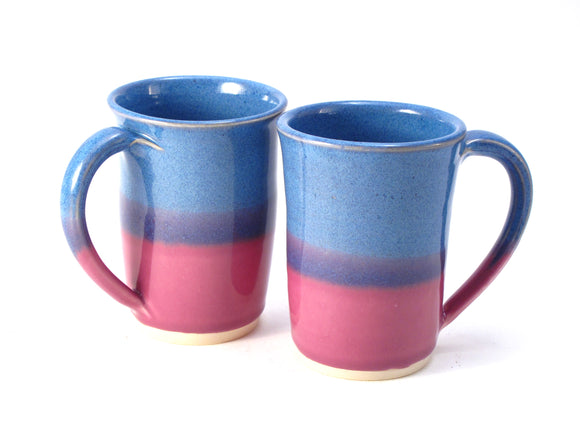 Pair of Large Mugs made to order
