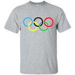 G200 Gildan Ultra Cotton T-Shirt / Olympics