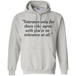 G185 Gildan Pullover Hoodie 8 oz. / Tolerance only for those ... - ChicDuds