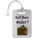 UN5503  Car Dashboard Reminder Tags / Got Your Wallet ? - ChicDuds