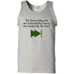 G220 Gildan 100% Cotton Tank Top/ We Thrive When We Are Pulled ...