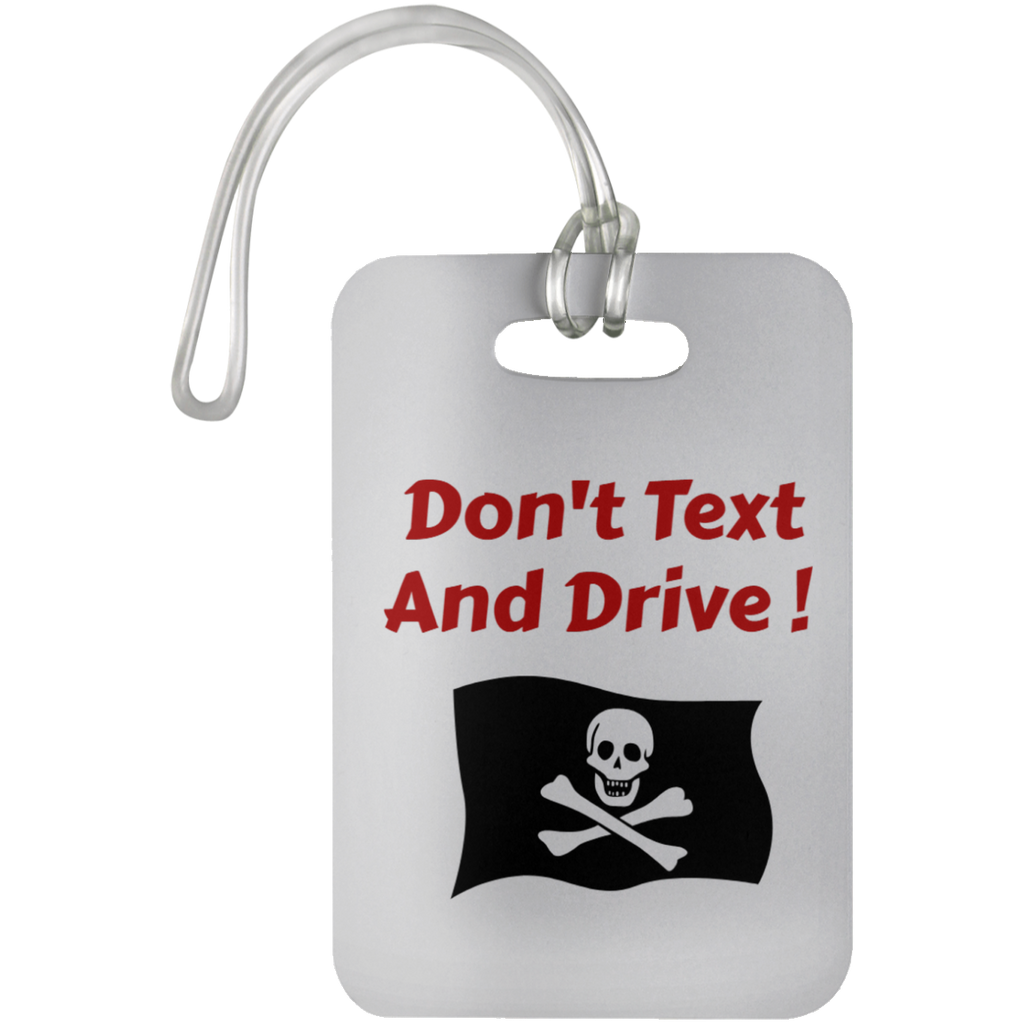 UN5503  Car Dashboard Reminder Tags / Don't Text And Drive ! - ChicDuds